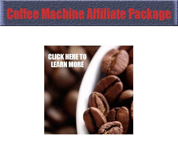 coffee-machine-affiliate-package