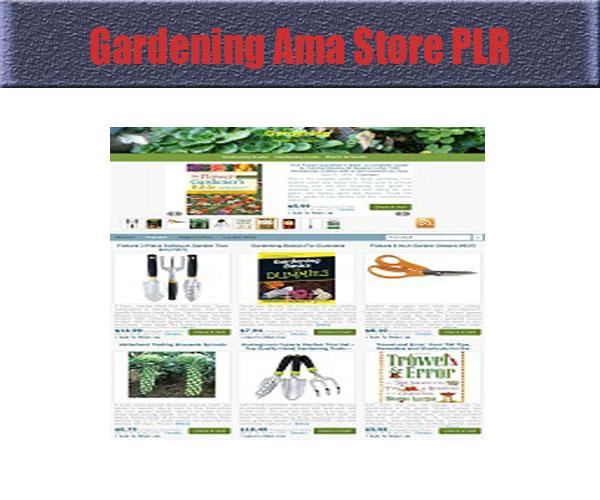 gardening-ama-store-plr