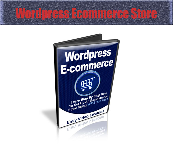 wordpress-ecommerce-store