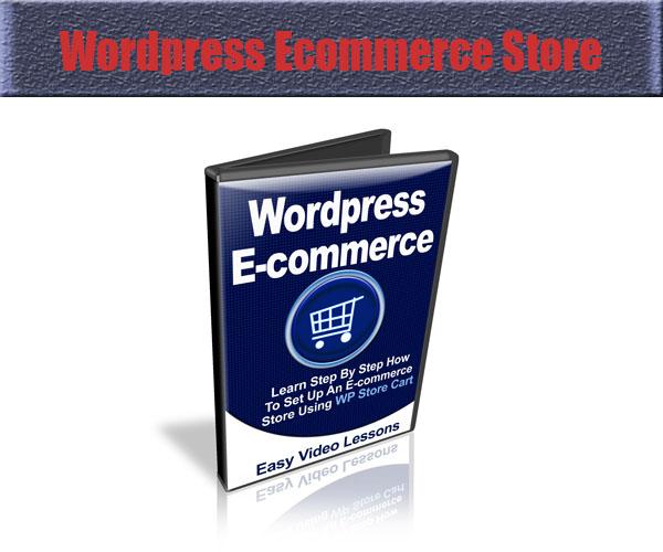 wordpress-ecommerce-store