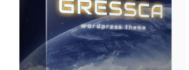 Gressca WP Theme Review