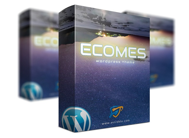 eComes WordPress Theme Review