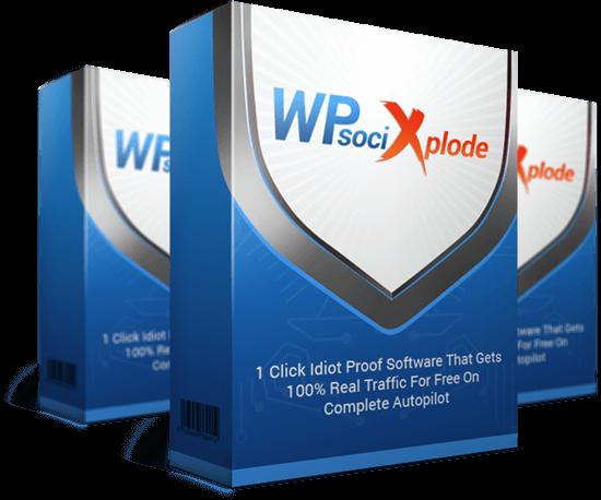 WP SociXplode Review