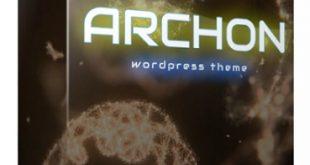 Archon WP Theme Review