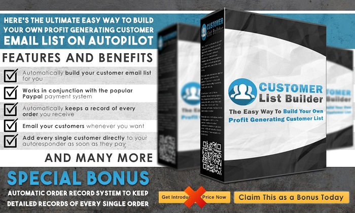 Customer List Builder