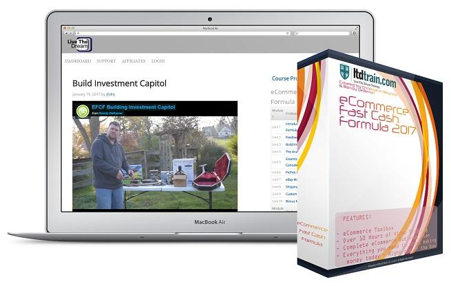 E-commerce Fast Cash Formula Review