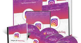 Instagram Ads Biz in a Box PLR Review