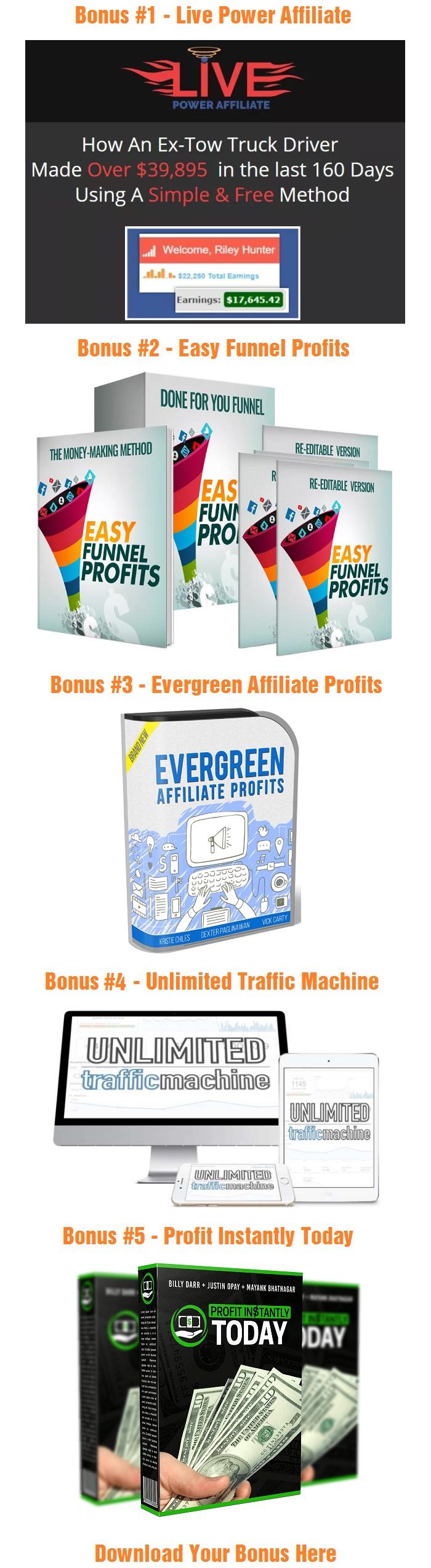 Launchify360 Bonuses