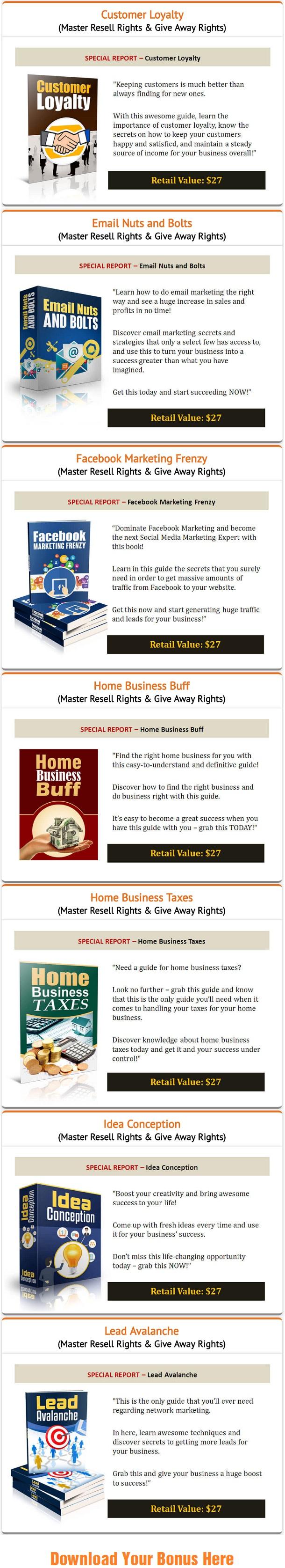 Internet Marketing Mastery 2.0 Bonus