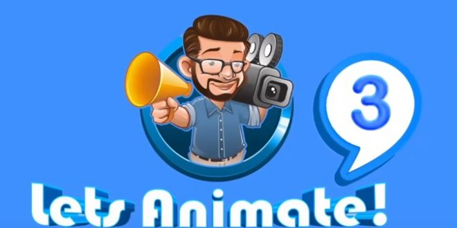 Lets Animate Vol 3.0 Review