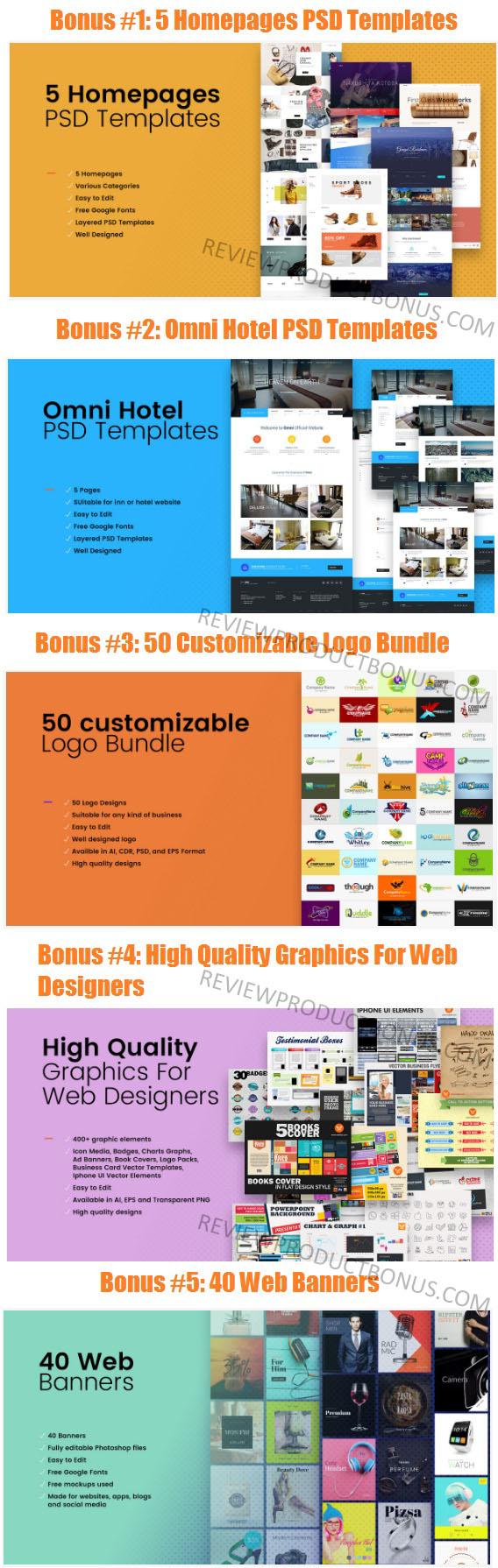 MultiPress WP Theme Bonus