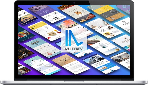 MultiPress WP Theme Review
