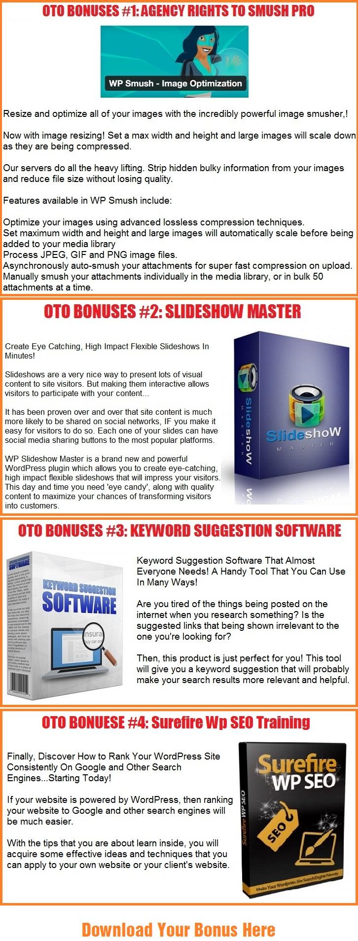 MultiStore Builder Bonus OTO