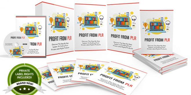 Profit From PLR Review