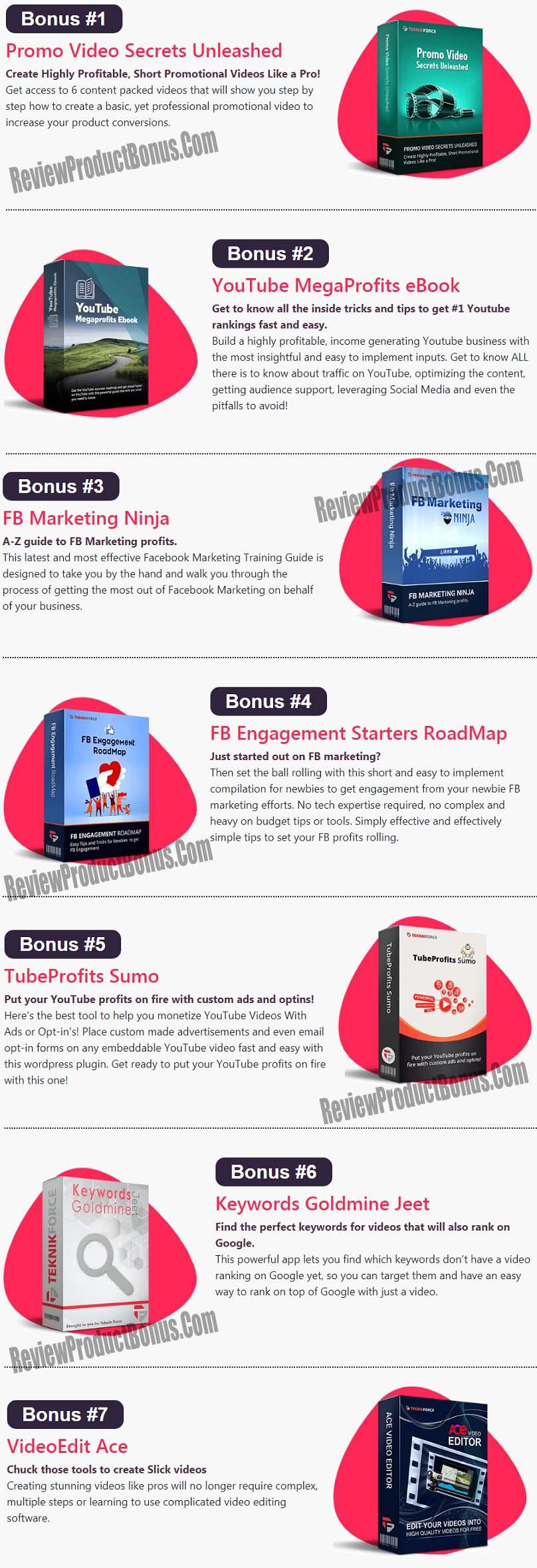 TubeRank Jeet 4 Bonus