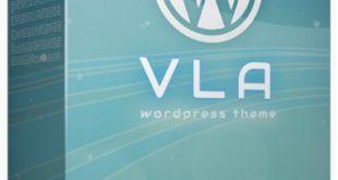 VLA WordPress Theme Review