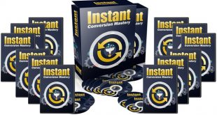 Instant Conversion Mastery PLR Review