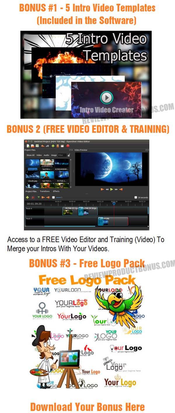 Intro Video Creator Bonus