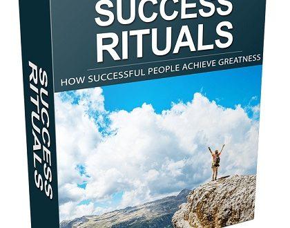 Success Rituals PLR Review