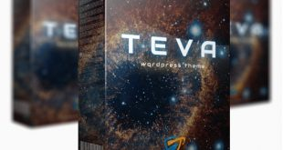 Teva WP Theme Review