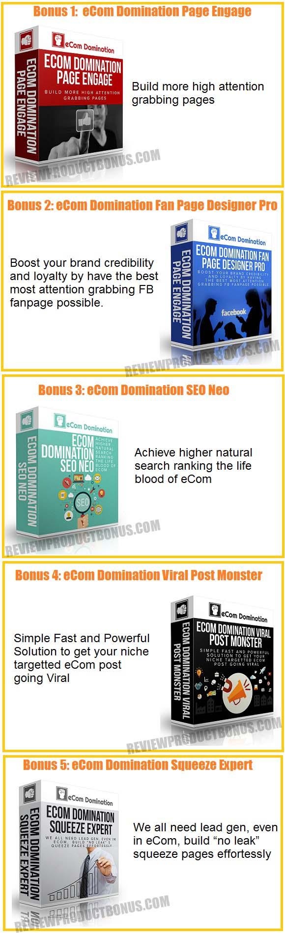eCom Domination Bonus