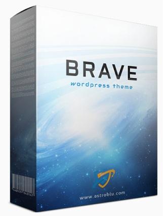 Brave WordPress Theme Review