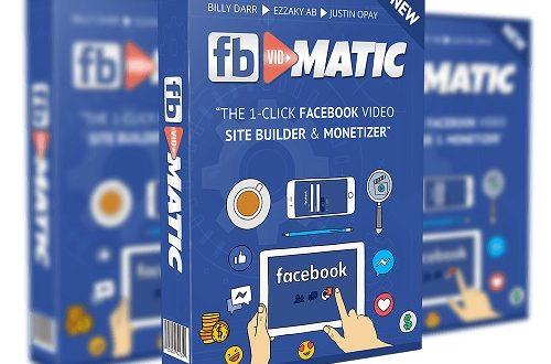 FB Vidmatic Review
