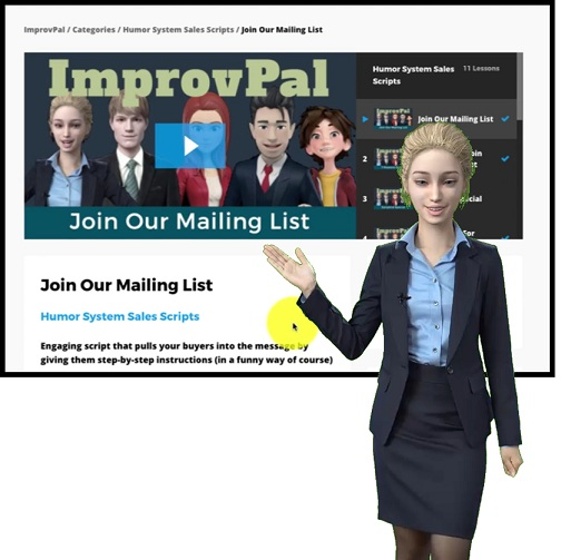 ImprovPal Review