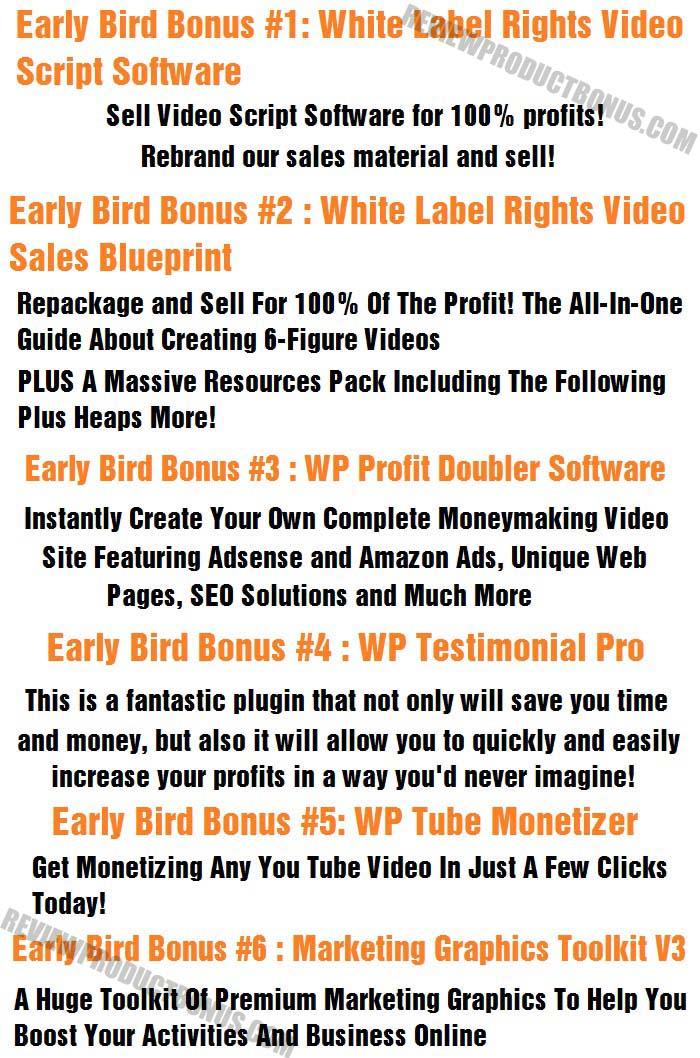 Jvzoo Academy EarlyBird Bonus