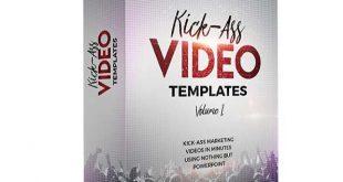 Kick-Ass Video Templates Review