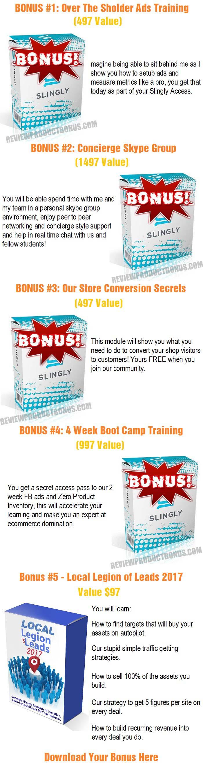 Slingly-Bonus
