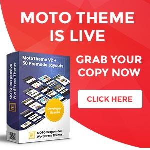 Moto Theme V2 Review