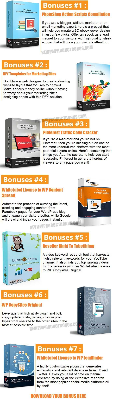 Pinflux bonus