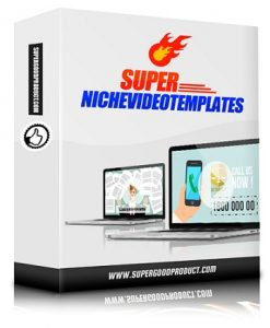 Super Niche Video Templates Kit