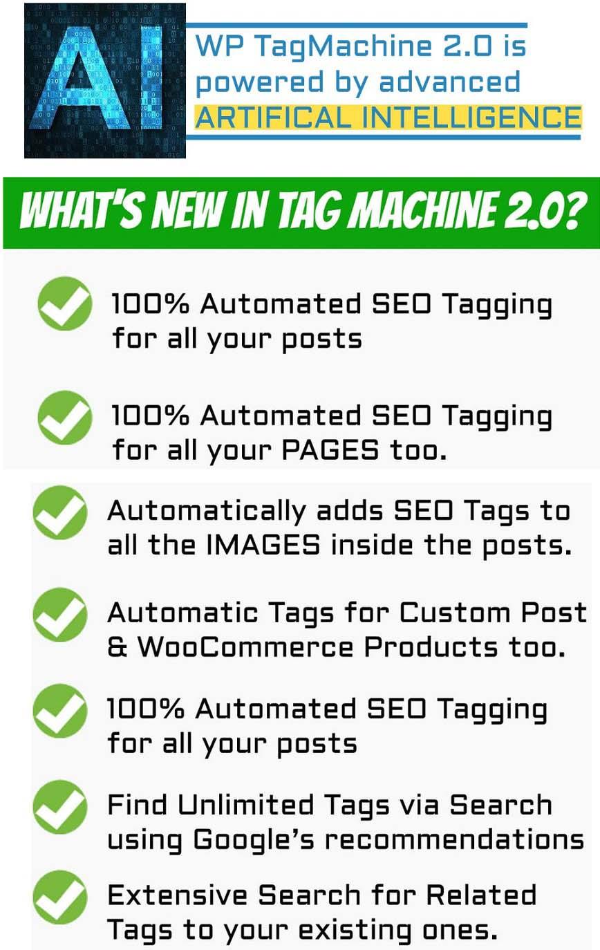 WP Tag Machine 2.0