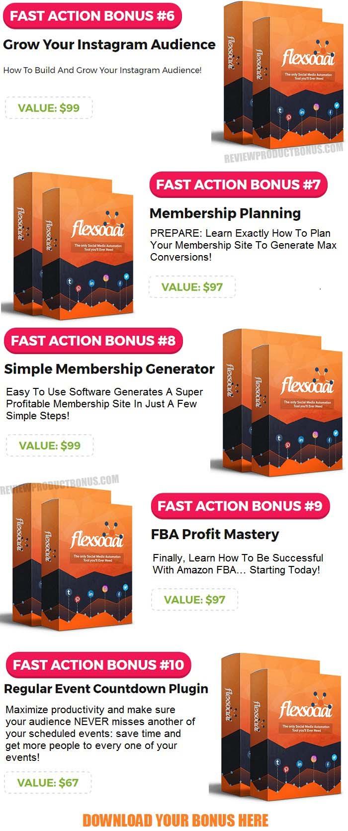 Flexsocial Review & Bonus