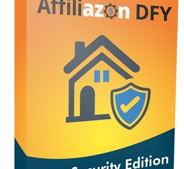 Affiliazon DFY Home Security Pack Review