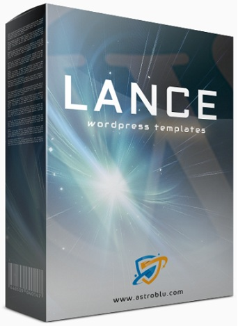 Lance WP Theme Review
