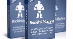 WP Backlink Machine Review