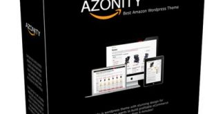 Azonity WP Theme Review