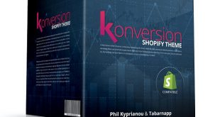 Konversion Shopify Theme Review