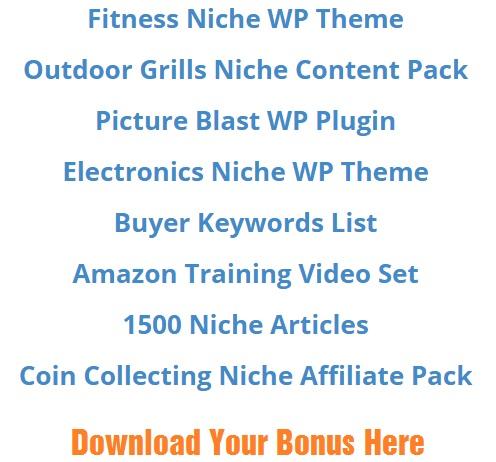 Niche Guru Gold Edition Bonus