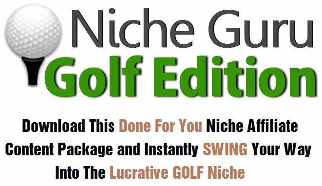 Niche Guru Gold Edition Review