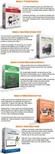VideoRemix SmartVideo Revolution Bonus