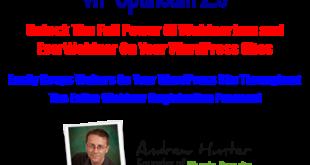 WP OptinJam 2.0 Review