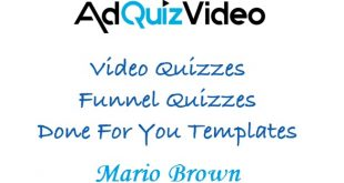 AdQuiz Video Review
