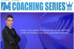 IM Coaching Series 2017 Review