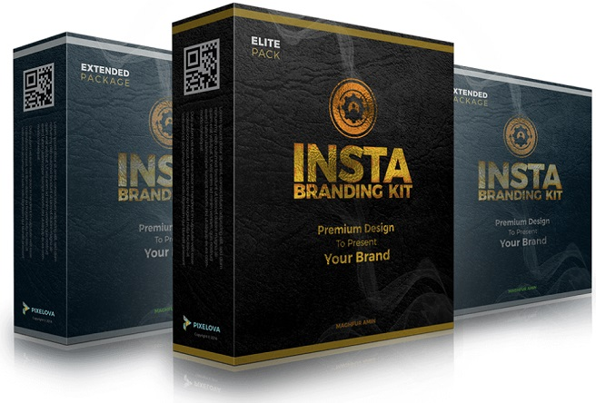 Insta Branding Kit Review