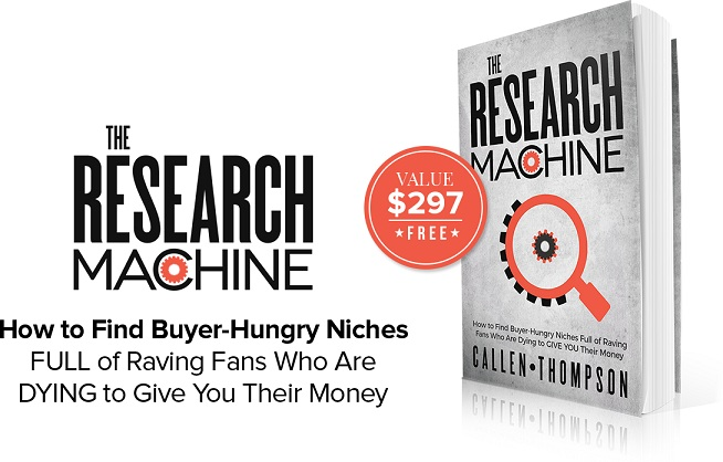 The Research Machine