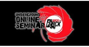 Underground Online Seminar 2017 Review